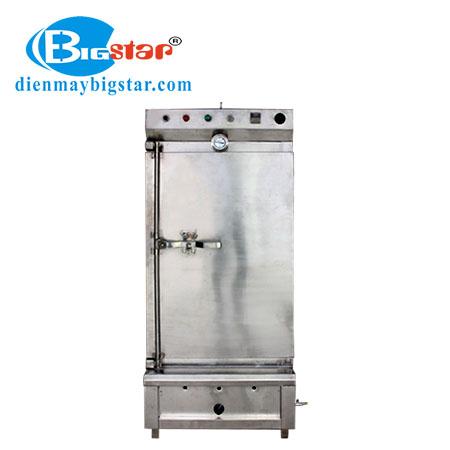 Tủ nấu cơm điện gas 12 khay